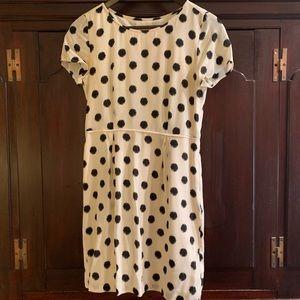 Madewell Polka-Dot Dress